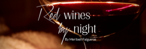Red wines by night
