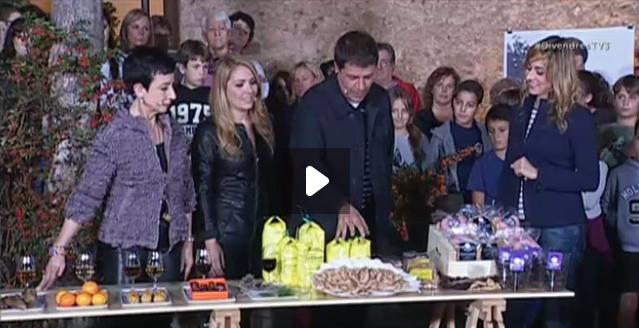 Meritxell Falgueras, Carme Ruscalleda, Espartac Peran i Ana Boadas Divendres Tv3 carquinyolis