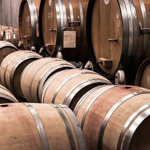fusta del vi