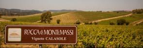 Pasta y vino en la Toscana