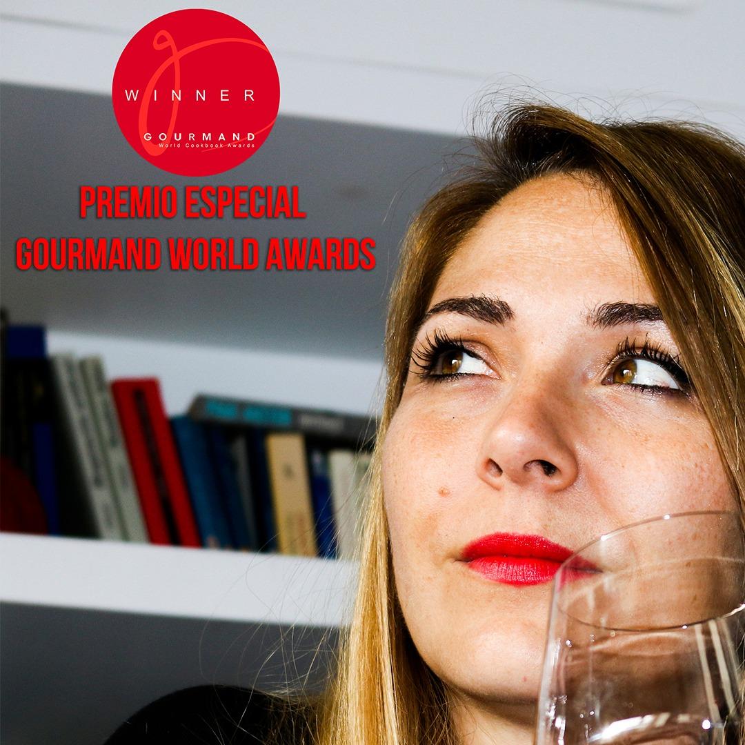 Meritxell Falgueras Gourmand Awards