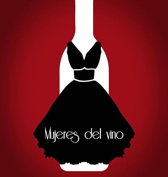 Logo de Mujeres del Vino