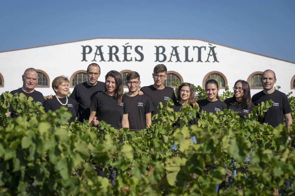 vinos Parés Baltà