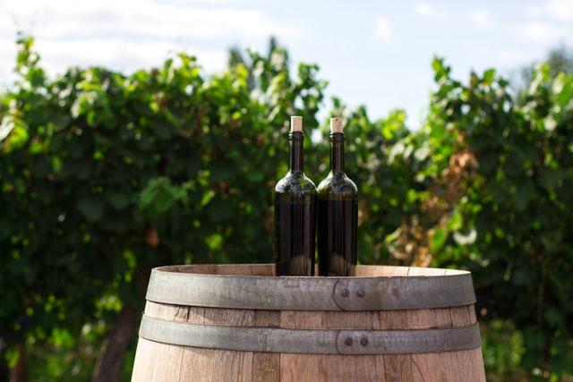 La fusta del vi en la criança