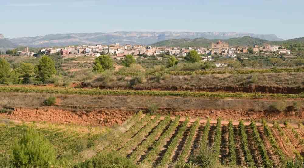 El poble de El Masroig