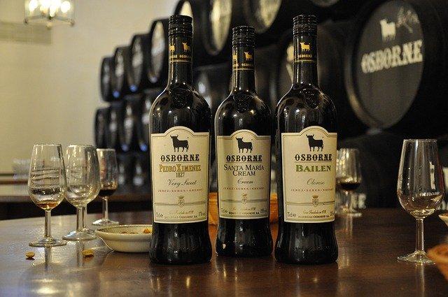 Variedades de los vinos de Jerez